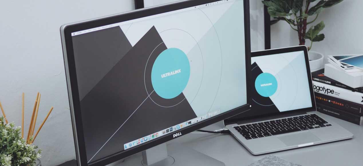 macbook мерцает внешний дисплей