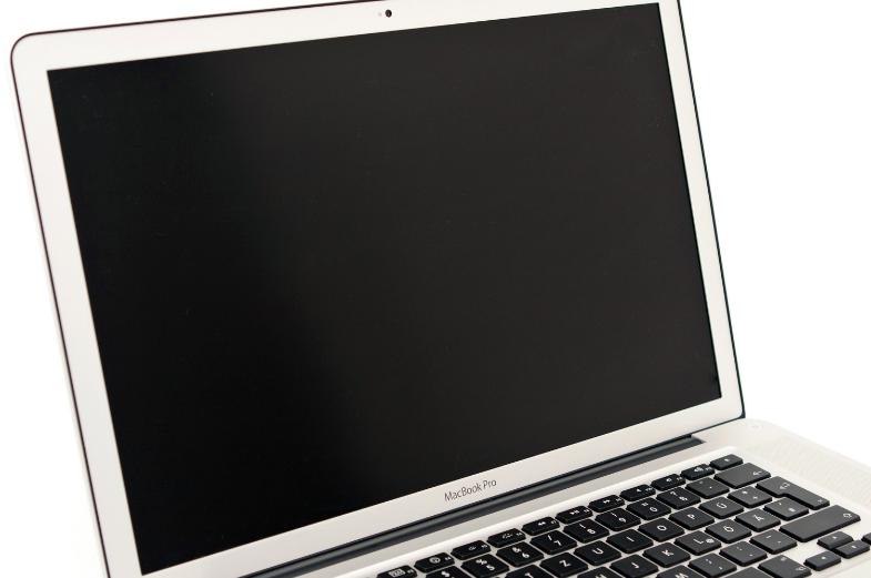 Матовый экран MacBook