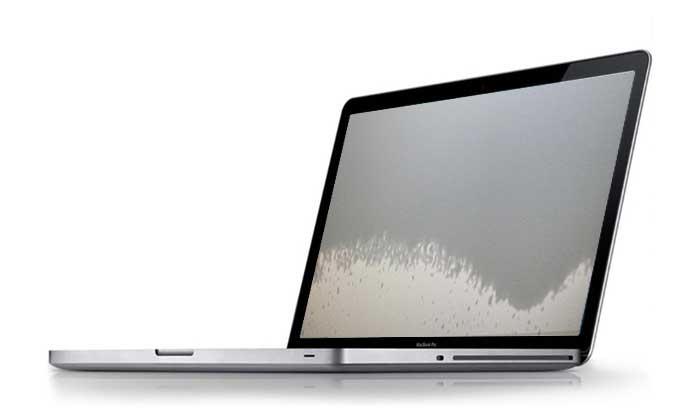 пятна на экране макбука, пятна на экране macbook