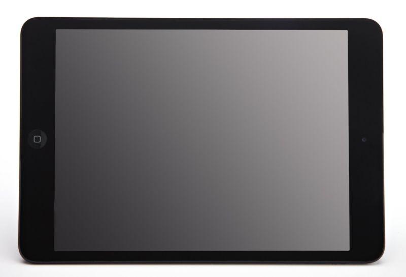 Нет изображения на iPad