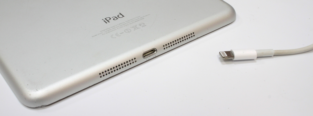 Не включается iPad mini