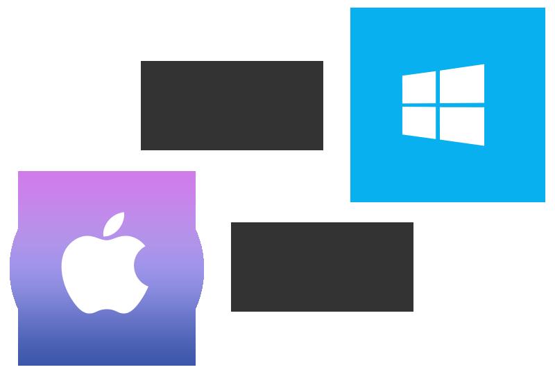 NTFS под Mac
