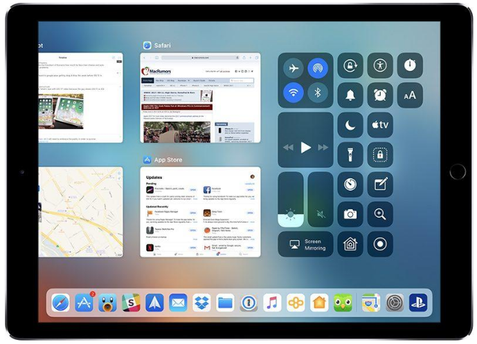 Новые функции iOS 11