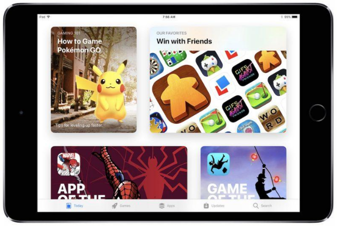 Возможности iOS 11