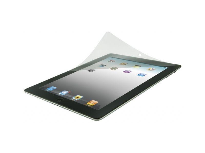 Наклейка пленки на iPad