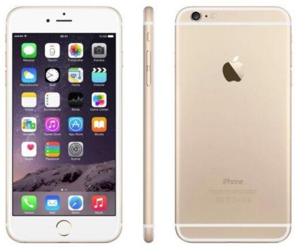 """корпус для iPhone 6 цвета """"Розовое золото"""""""