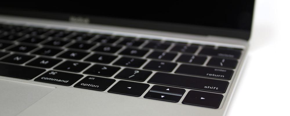 Ремонт клавиатуры MacBook