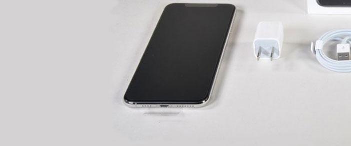 Замена основного динамика iPhone Xs Max