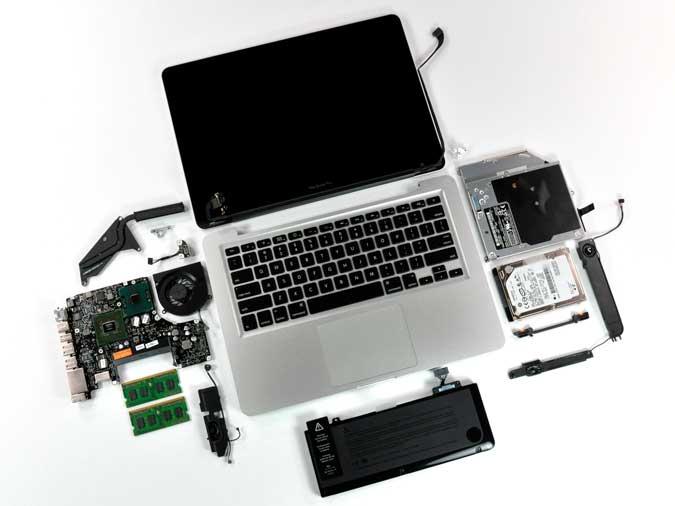 Ремонт MacBook Pro Москва