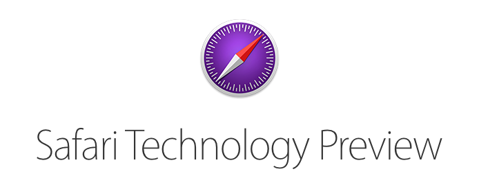 safari technologyl preview