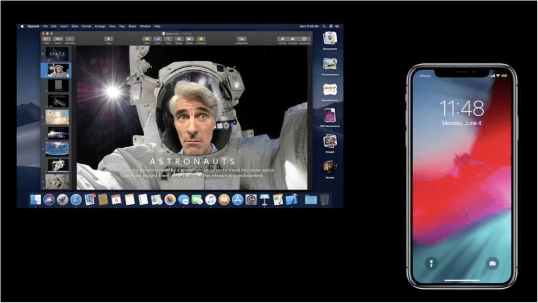 Обновления macOS 10.14 Mojave