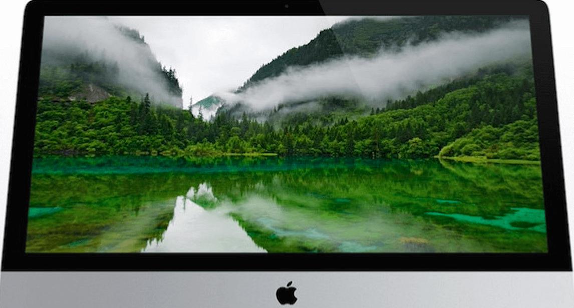 iMac в качестве внешнего дисплея