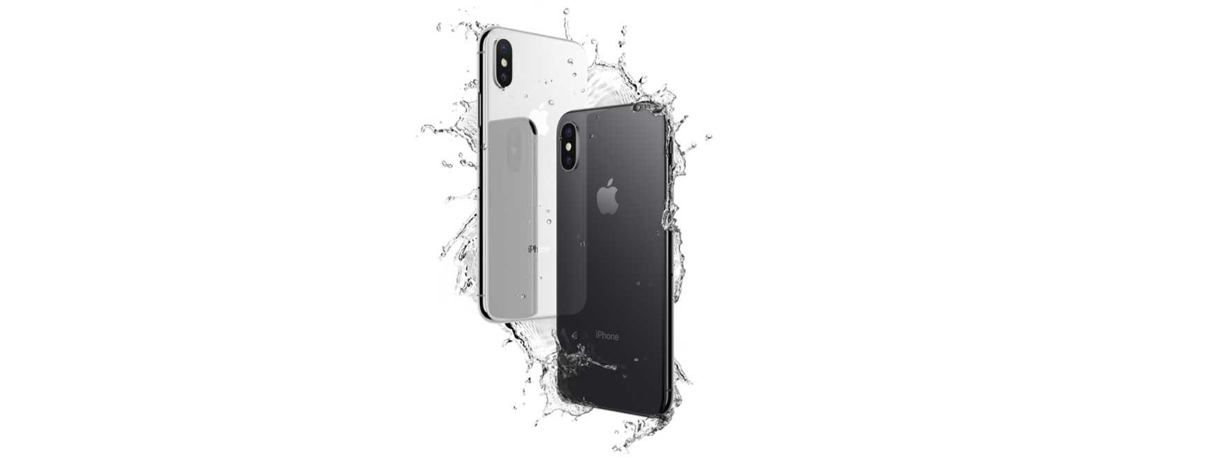 Вода попала внутрь iPhone XS Max