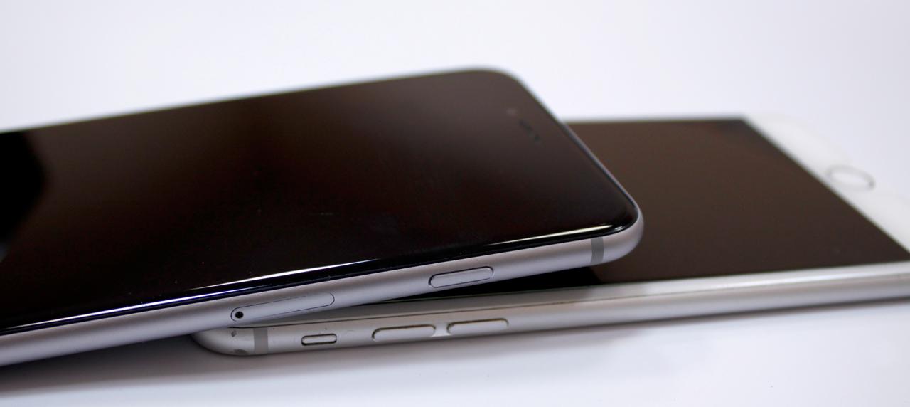 Замена кнопок регулировки громкости iPhone 6 Plus