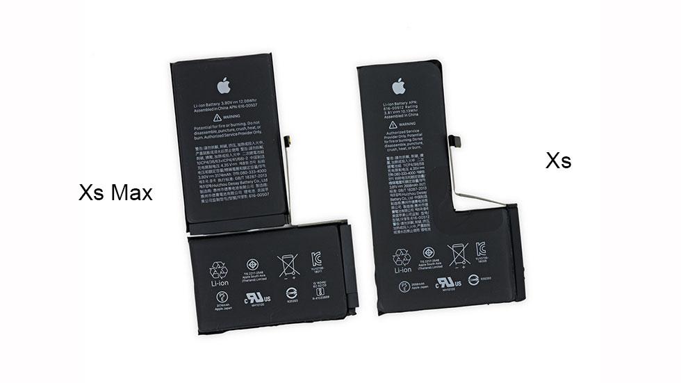 Замена батареи айфон xs max цена